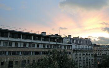 Paris dalla mia finestra.