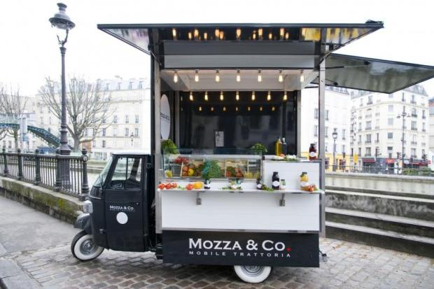 Mozza & Co. : focacce e mozzarelle di bufala take away.
