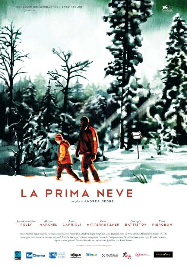 """Locandina de """"La Prima Neve"""""""